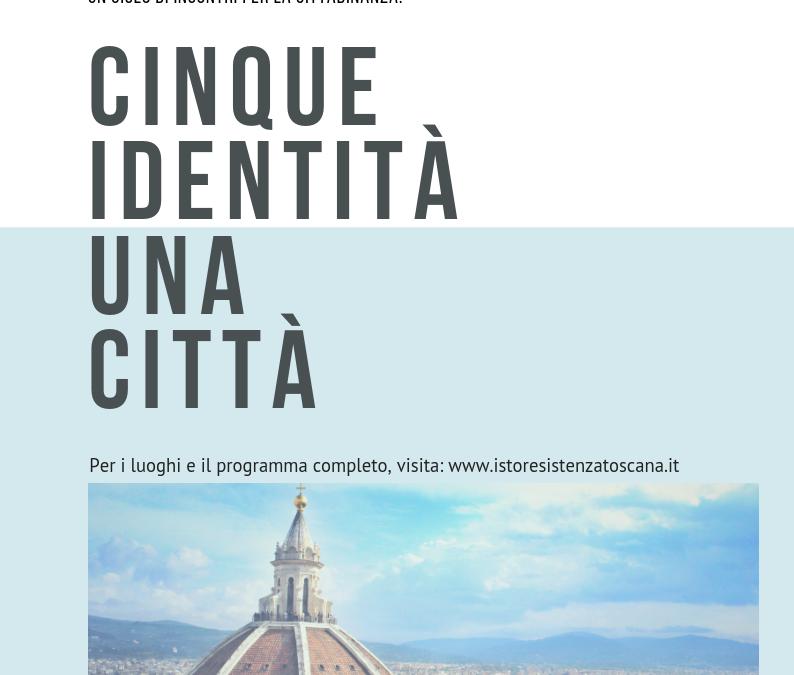 Conoscere la Firenze del Novecento: un ciclo di incontri nelle biblioteche cittadine