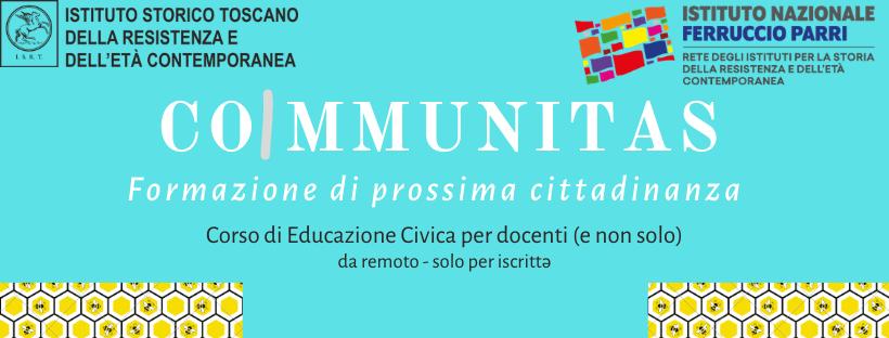 CoImmunitas – un corso di Educazione Civica per docenti (e non solo)