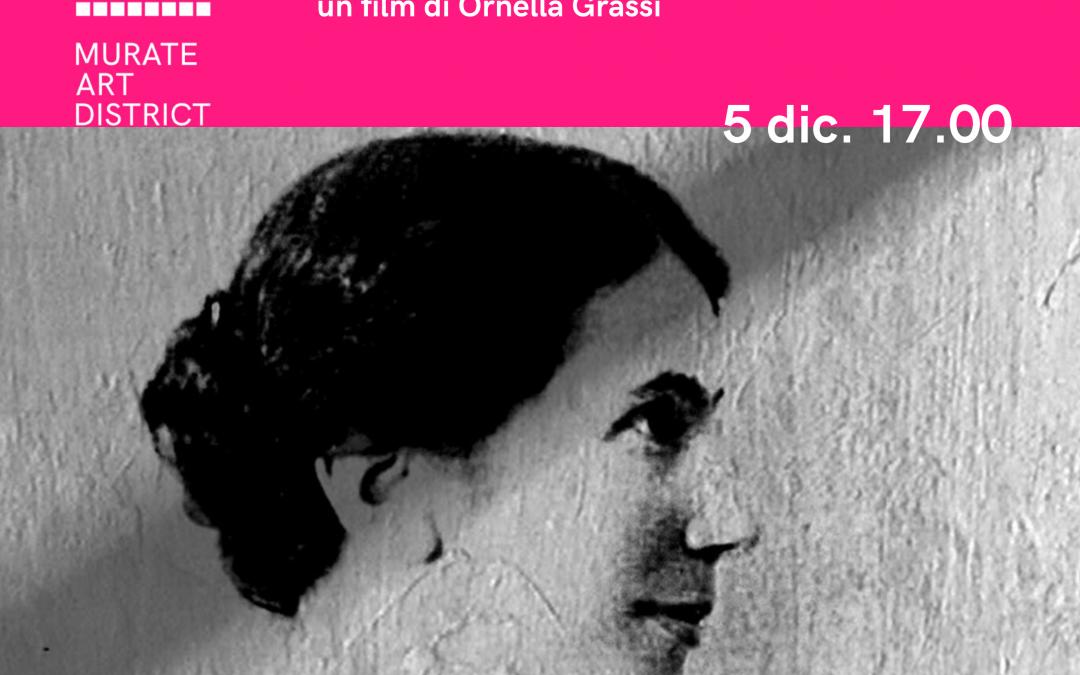 """""""Una donna, poco più di un nome"""". Proiezione del film su Enrichetta Calabresi"""