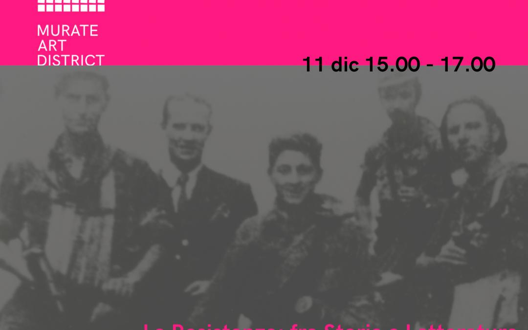 La Resistenza: fra Storia e Letteratura. Seminario di formazione.