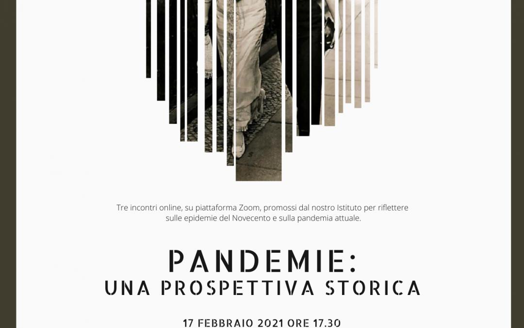 Pandemie: una prospettiva storica